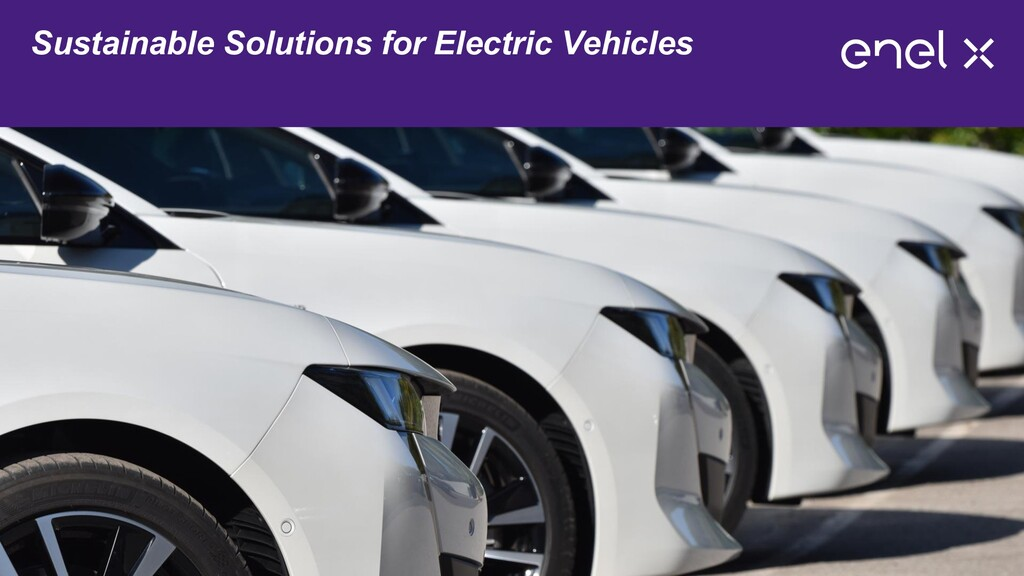 1 Sustainable Solutions for Electric Vehicles
