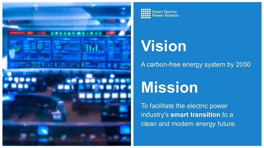 Mission To facilitate the electric power indust...
