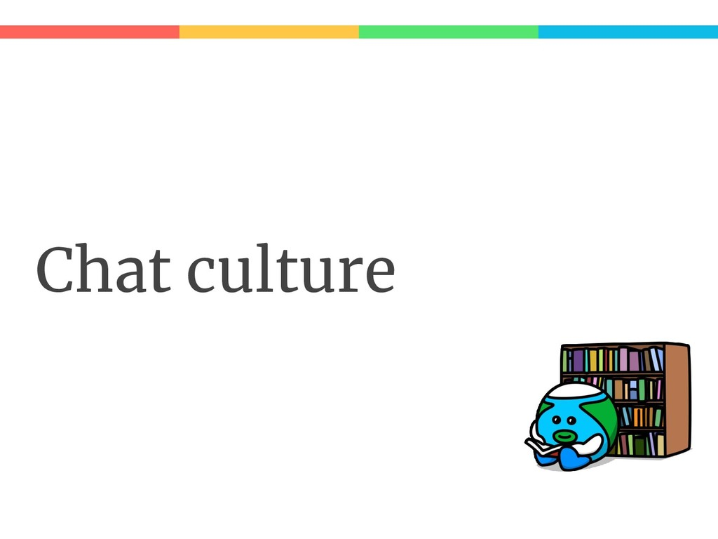Chat culture