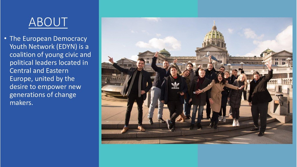 ABOUT • The European Democracy Youth Network (E...