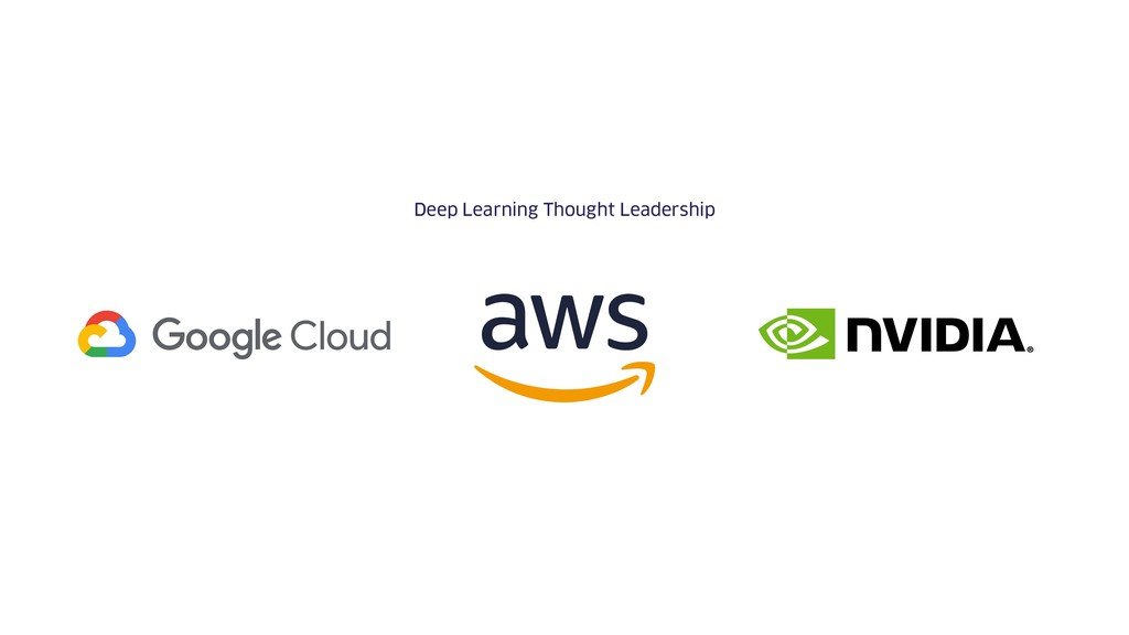 Deep Learning Thought Leadership