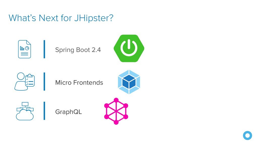 What's Next for JHipster? Micro Frontends Sprin...