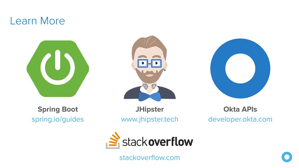 Learn More stackoverflow.com Spring Boot   spri...