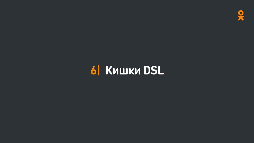 6| Кишки DSL