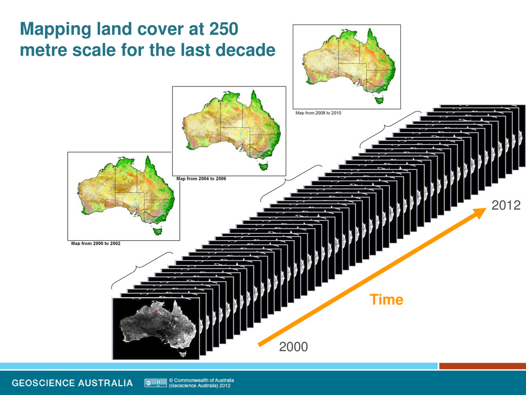 Time 2000 2012 Mapping land cover at 250 metre ...