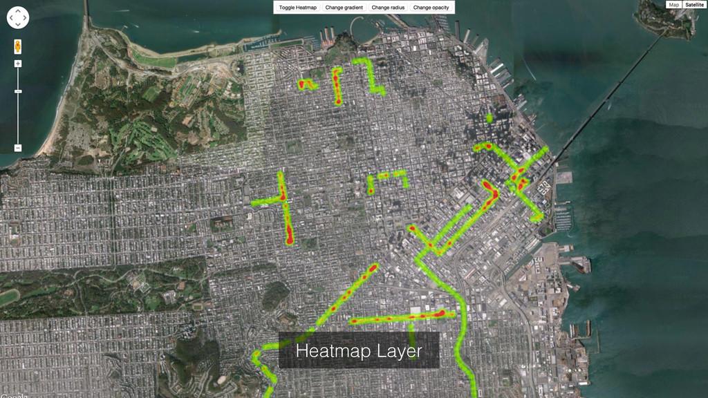 Heatmap Layer