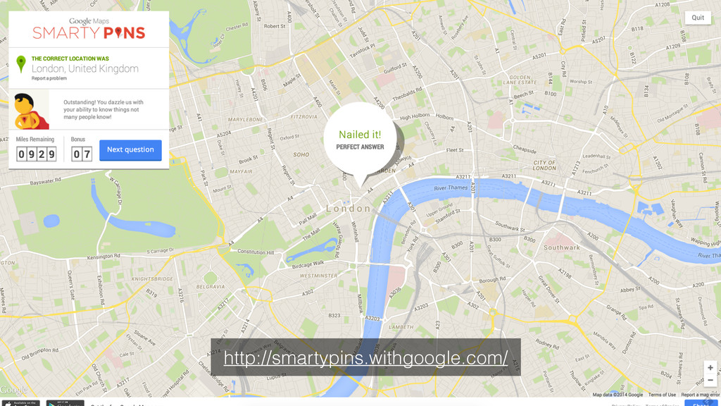 http://smartypins.withgoogle.com/