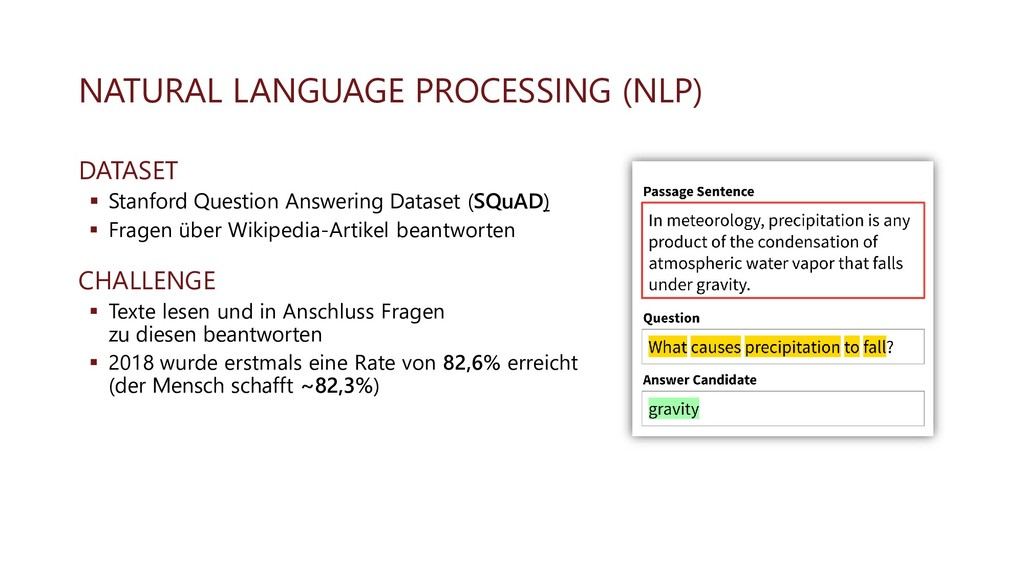 NATURAL LANGUAGE PROCESSING (NLP) DATASET ▪ Sta...