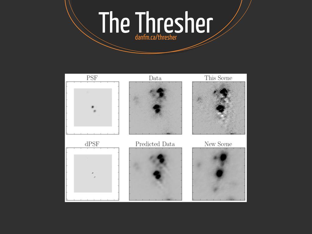 The Thresher danfm.ca/thresher