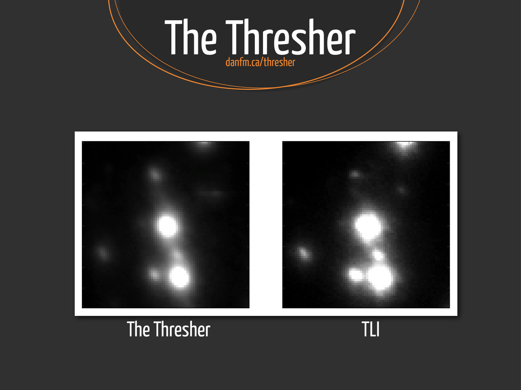 The Thresher The Thresher TLI danfm.ca/thresher