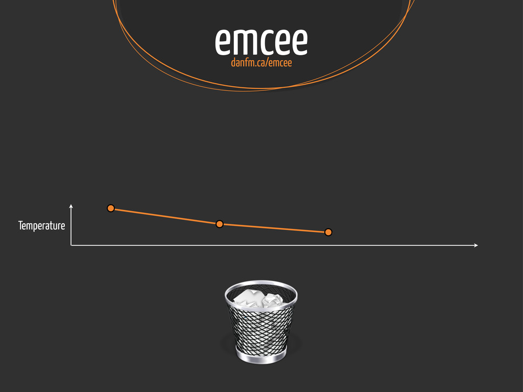 emcee danfm.ca/emcee Temperature