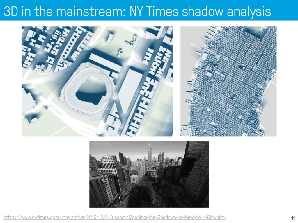 3D in the mainstream: NY Times shadow analysis ...