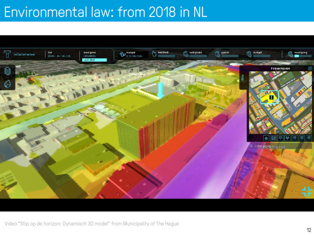 "Environmental law: from 2018 in NL 12 Video ""St..."
