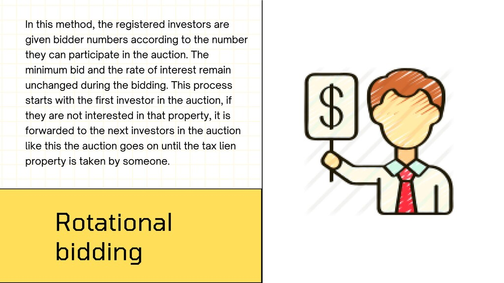 In this method, the registered investors are gi...