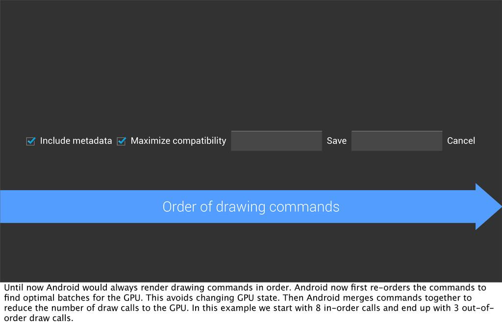 Include metadata Maximize compatibility Cancel ...