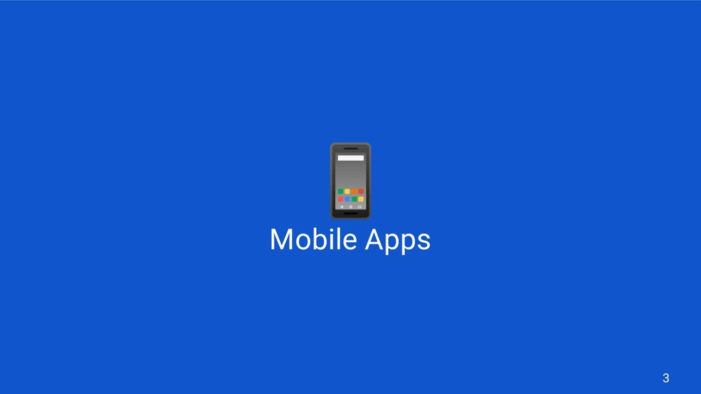 Mobile Apps 3