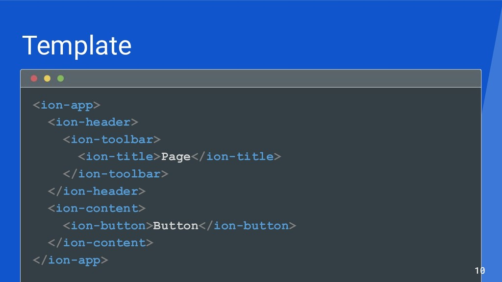 <ion-app> <ion-header> <ion-toolbar> <ion-title...