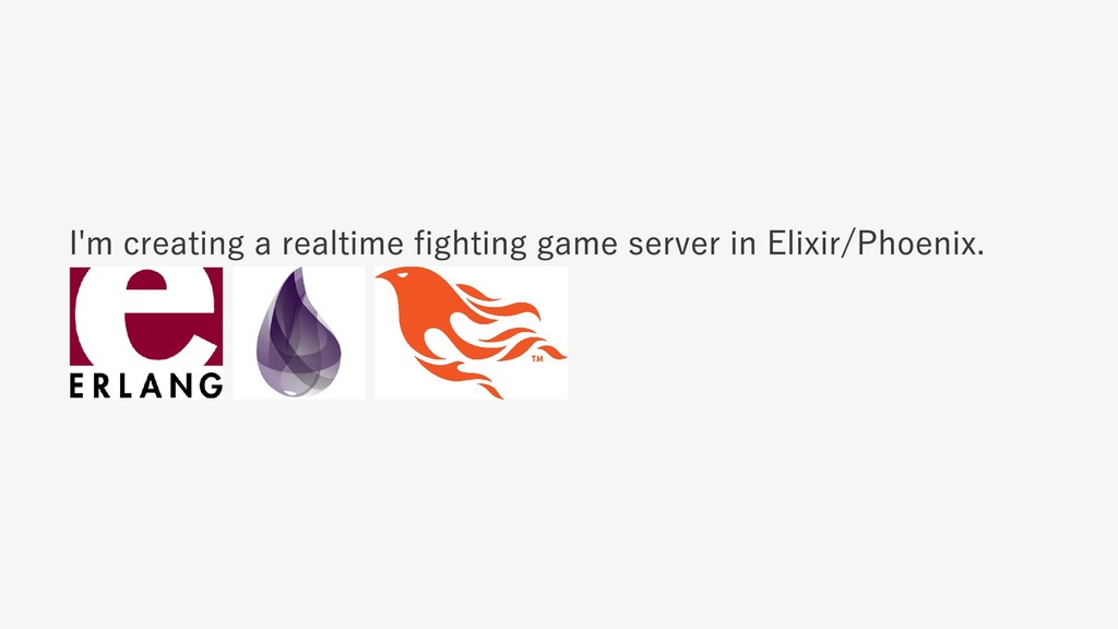 I'm creating a realtime fighting game server in ...