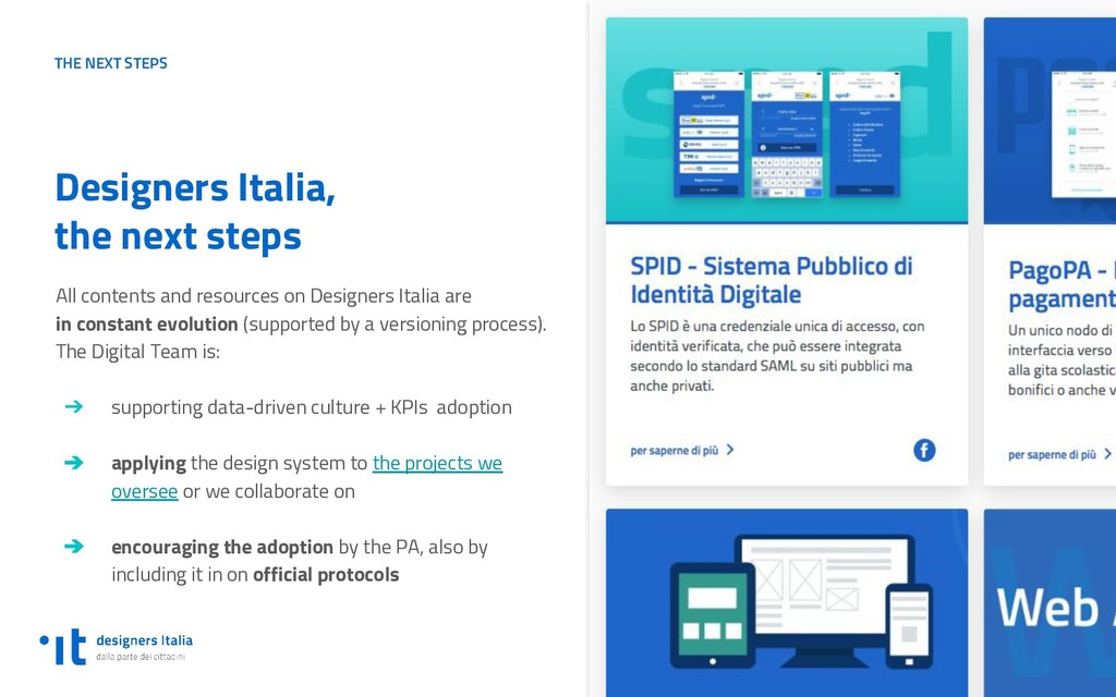THE NEXT STEPS All contents and resources on De...