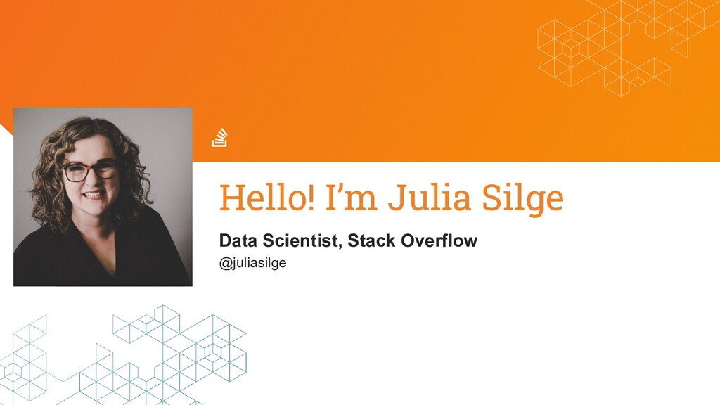 Photo Placeholder Data Scientist, Stack Overflo...