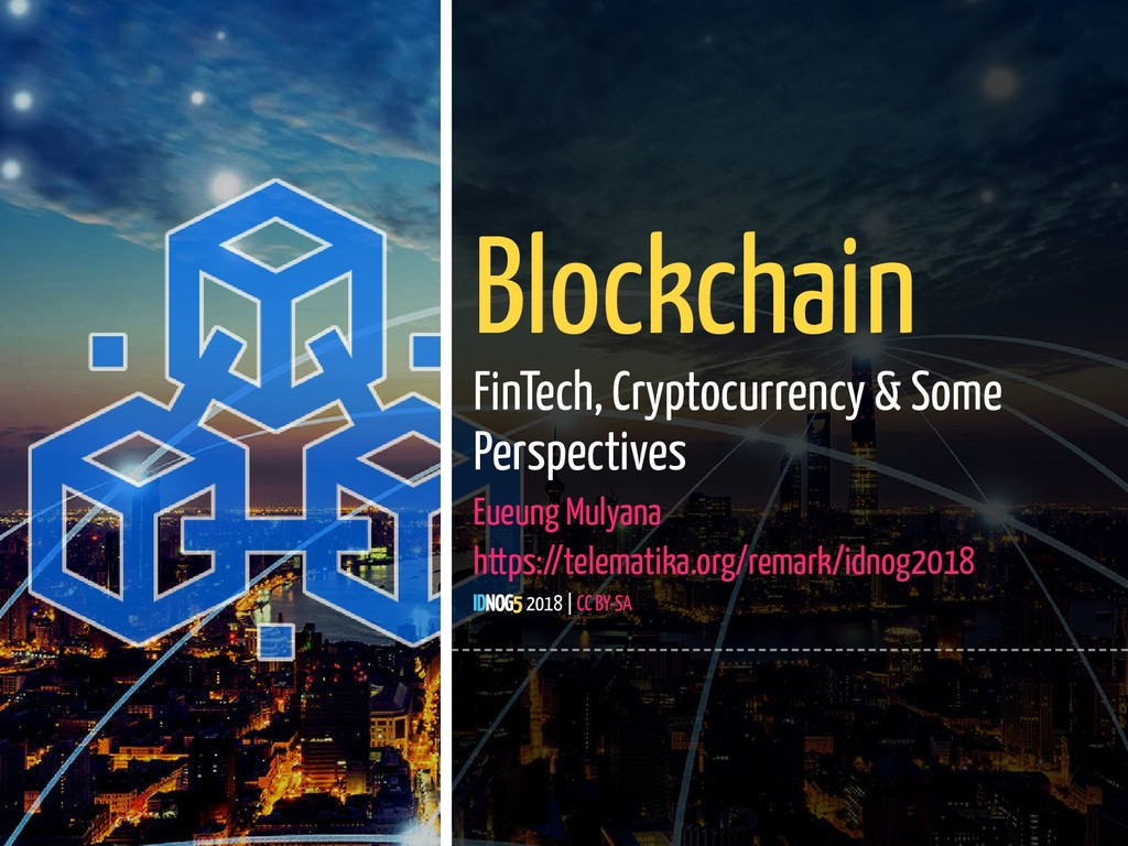 1 / 65 Blockchain FinTech, Cryptocurrency & Som...