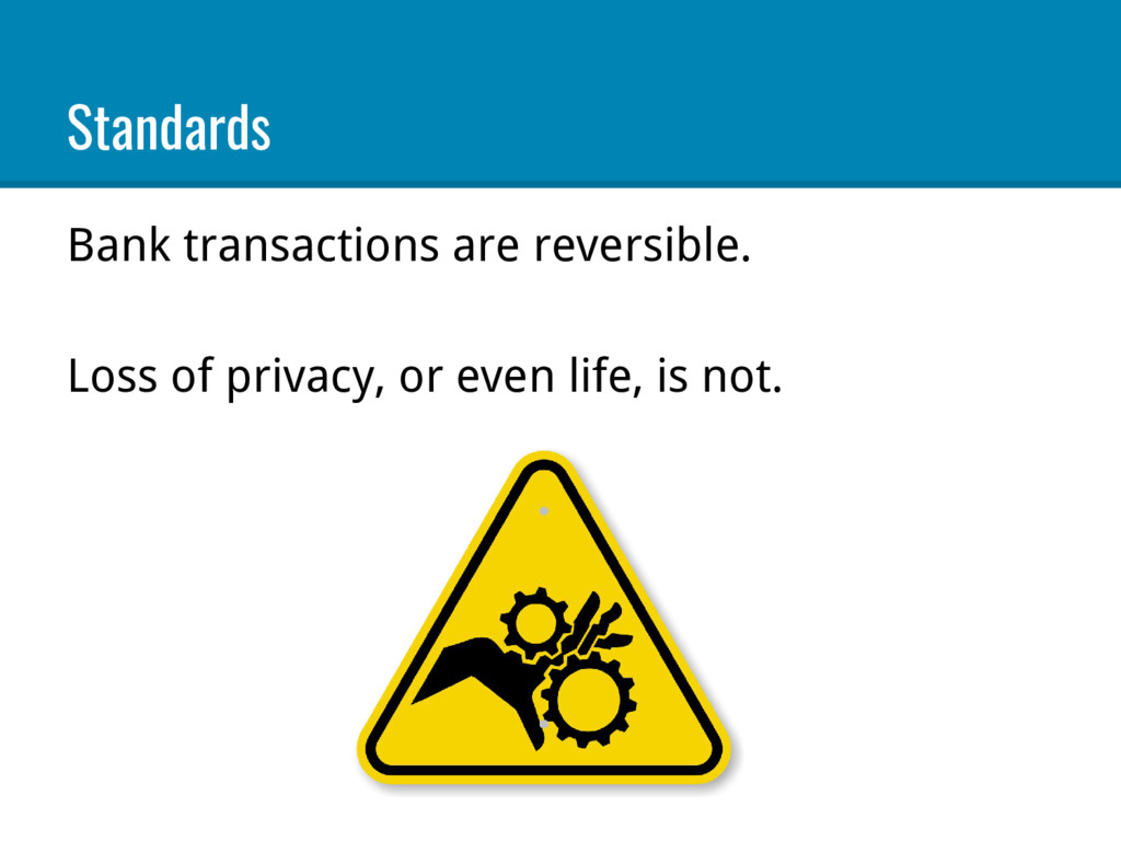 Standards Bank transactions are reversible. Los...