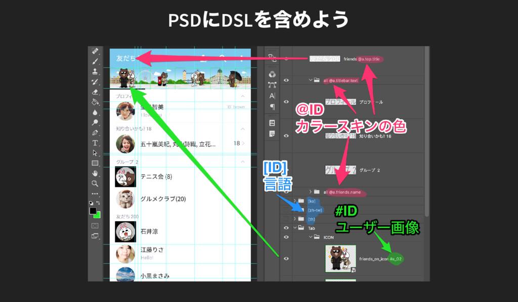 PSD DSL