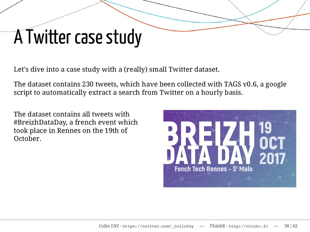 The dataset contains all tweets with #BreizhDat...