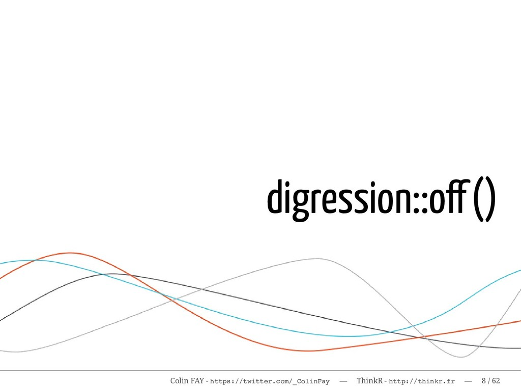 digression::o () Colin FAY - https://twitter.co...