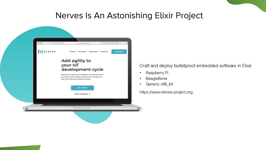 Nerves Is An Astonishing Elixir Project Craft a...