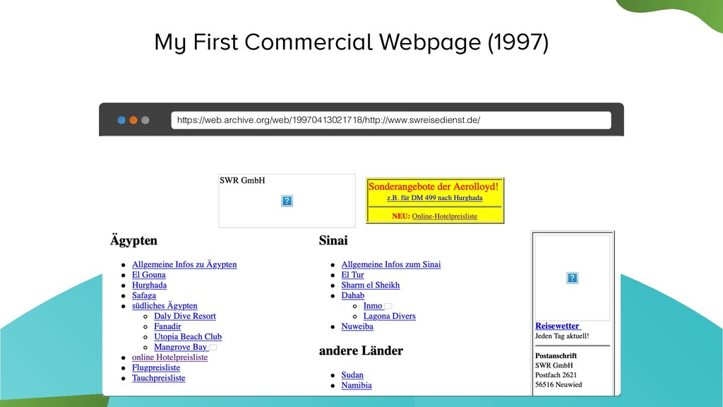 http://www.website.com My First Commercial Webp...