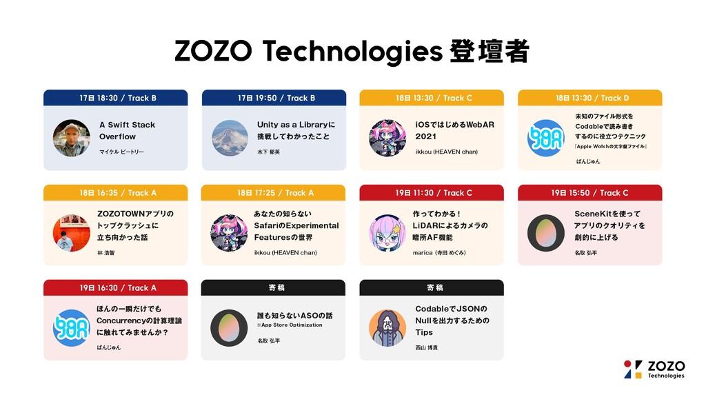 © ZOZO Technologies, Inc. 4
