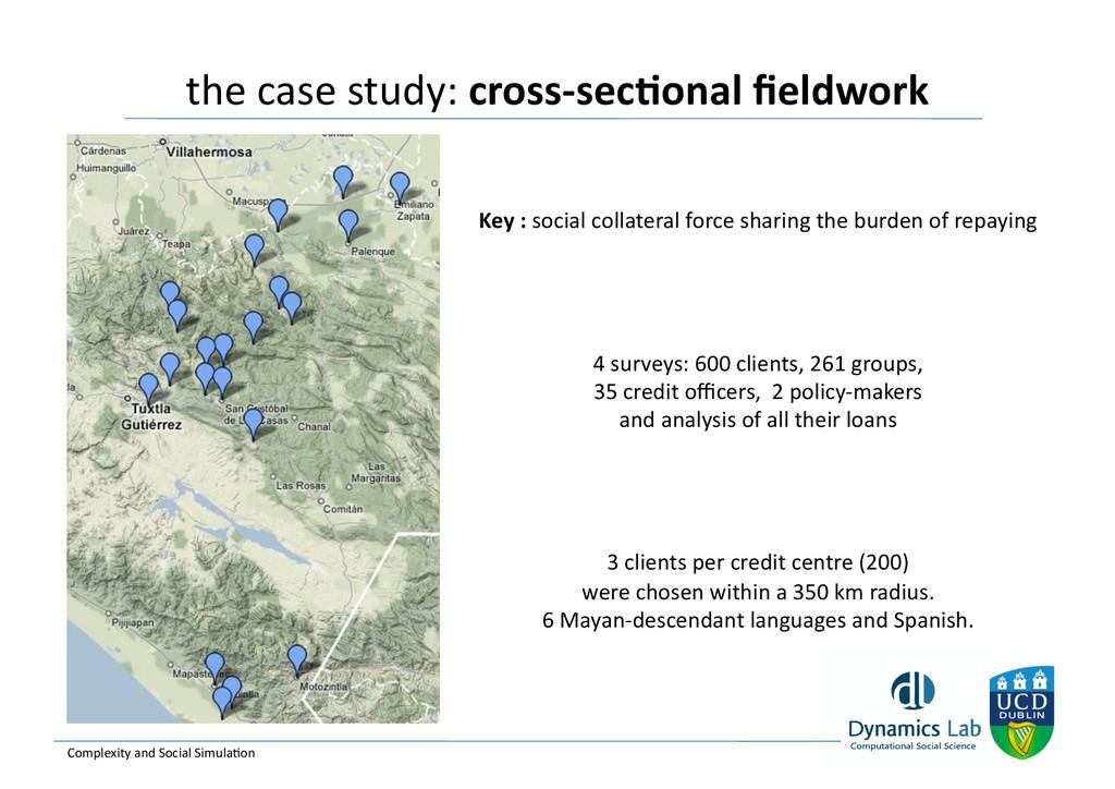 the case study: cross-‐sec<onal fie...
