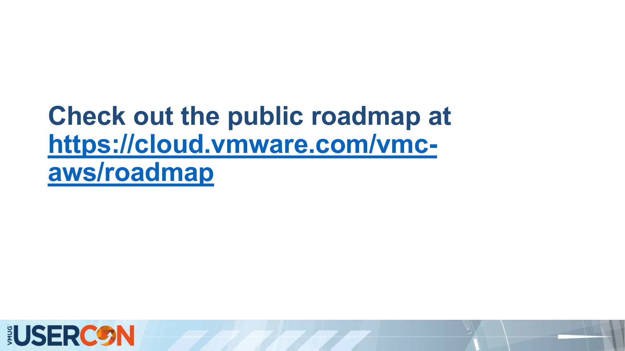Check out the public roadmap at https://cloud.v...