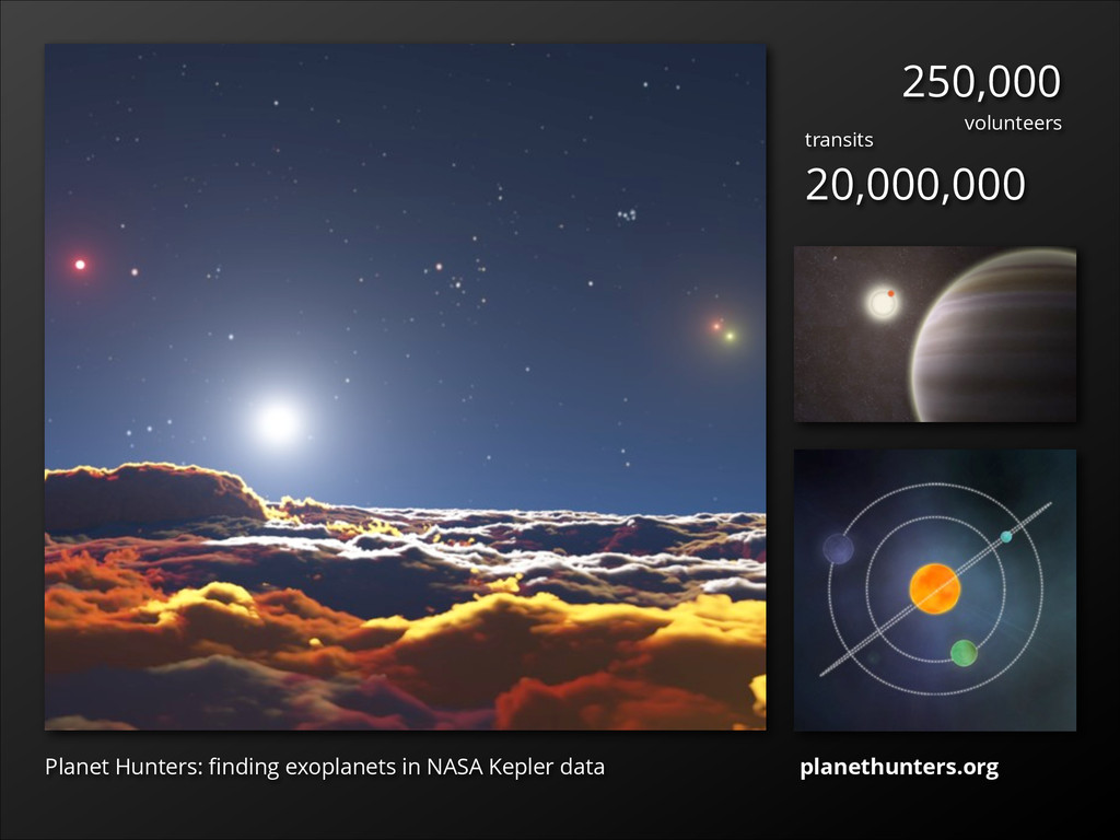Planet Hunters: finding exoplanets in NASA Keple...