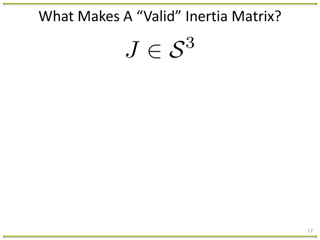 """17 J 2 S3 What Makes A """"Valid"""" Iner..."""