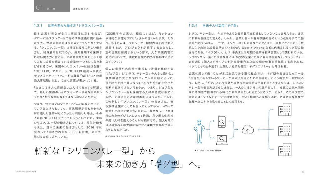 10 2020 プロシェアリング白書 日 本 企 業 が 昔 な が ら の人 事 制 度 に...