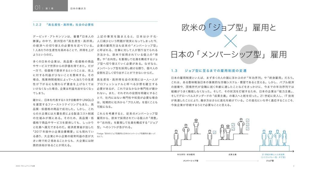 7 2020 プロシェアリング白書 デービッド・アトキンソンは、 著 書『 日本人の 勝算』 ...