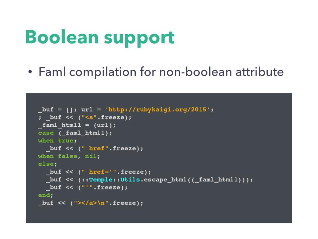 Boolean support _buf = []; url = 'http://rubyka...