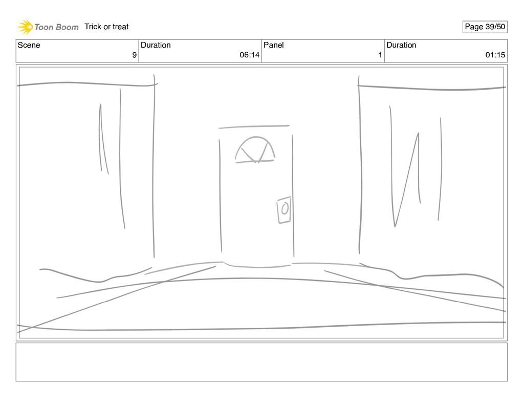 Scene 9 Duration 06:14 Panel 1 Duration 01:15 T...