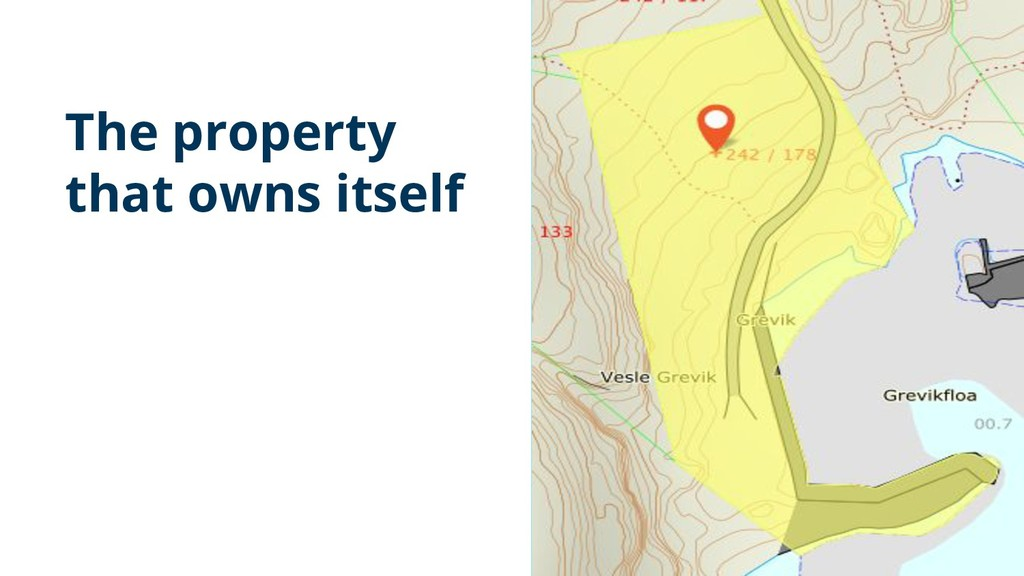 51 The property that owns itself