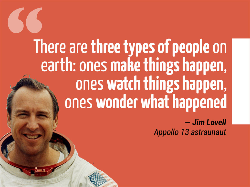 """There are three types of people on earth: ones..."
