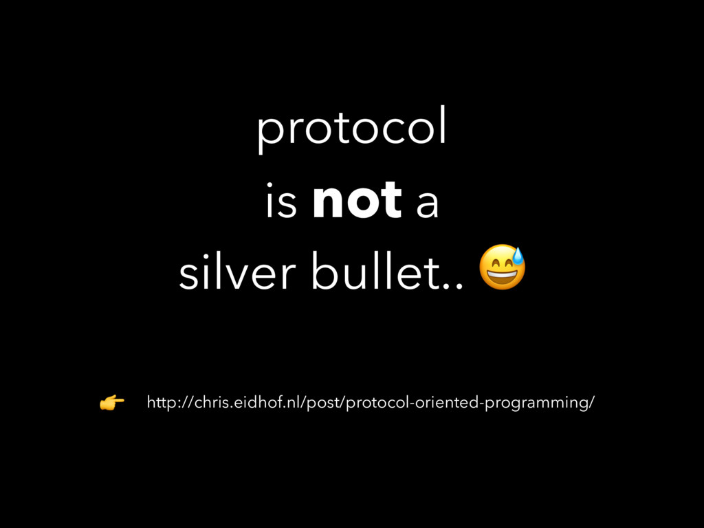 protocol is not a silver bullet..  http://chris...