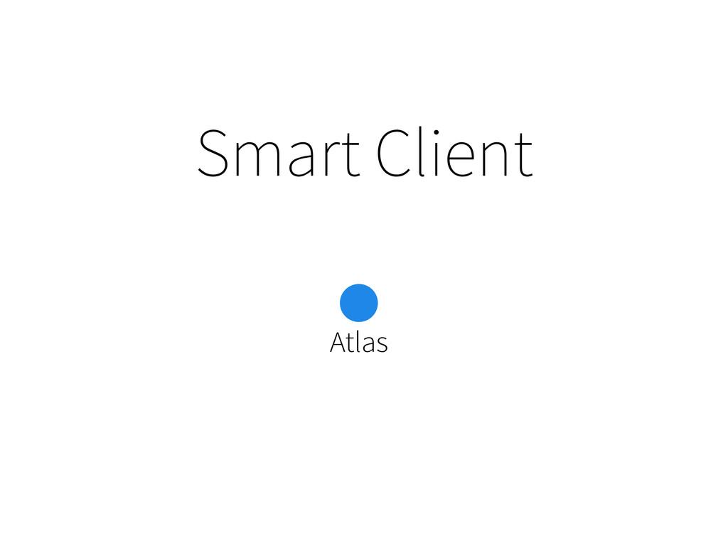 Smart Client Atlas