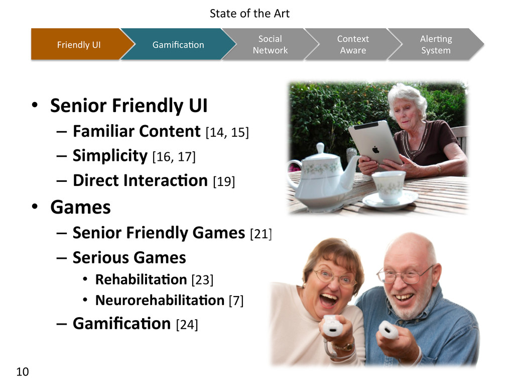 •  Senior	