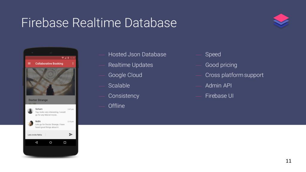 Firebase Realtime Database — Hosted Json Databa...