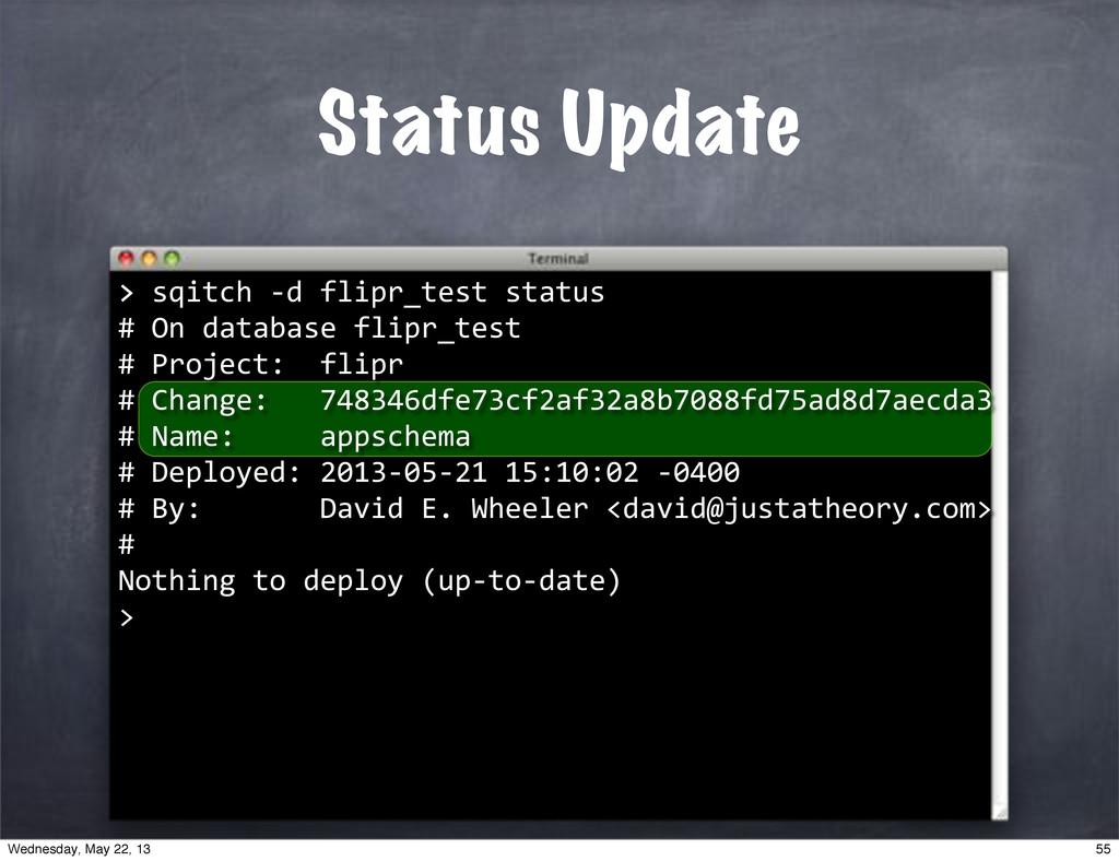 ">""sqitch""*d""flipr_test""status #""On""database""fli..."