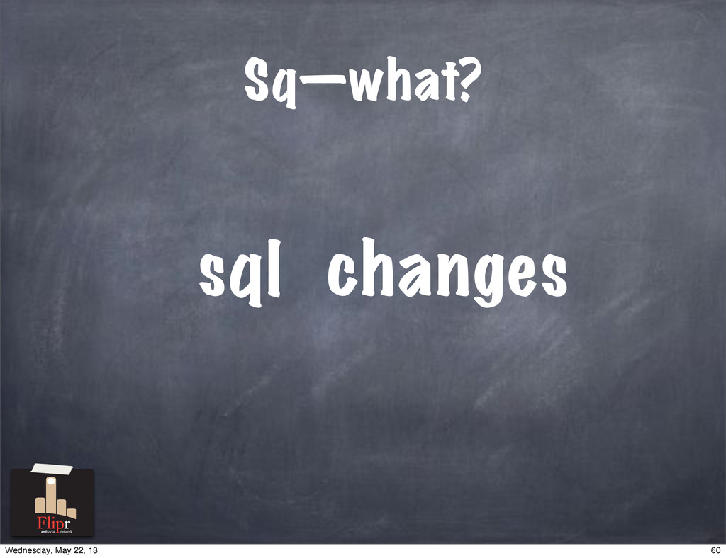 Sq—what? sql anges ch antisocial network 60 Wed...