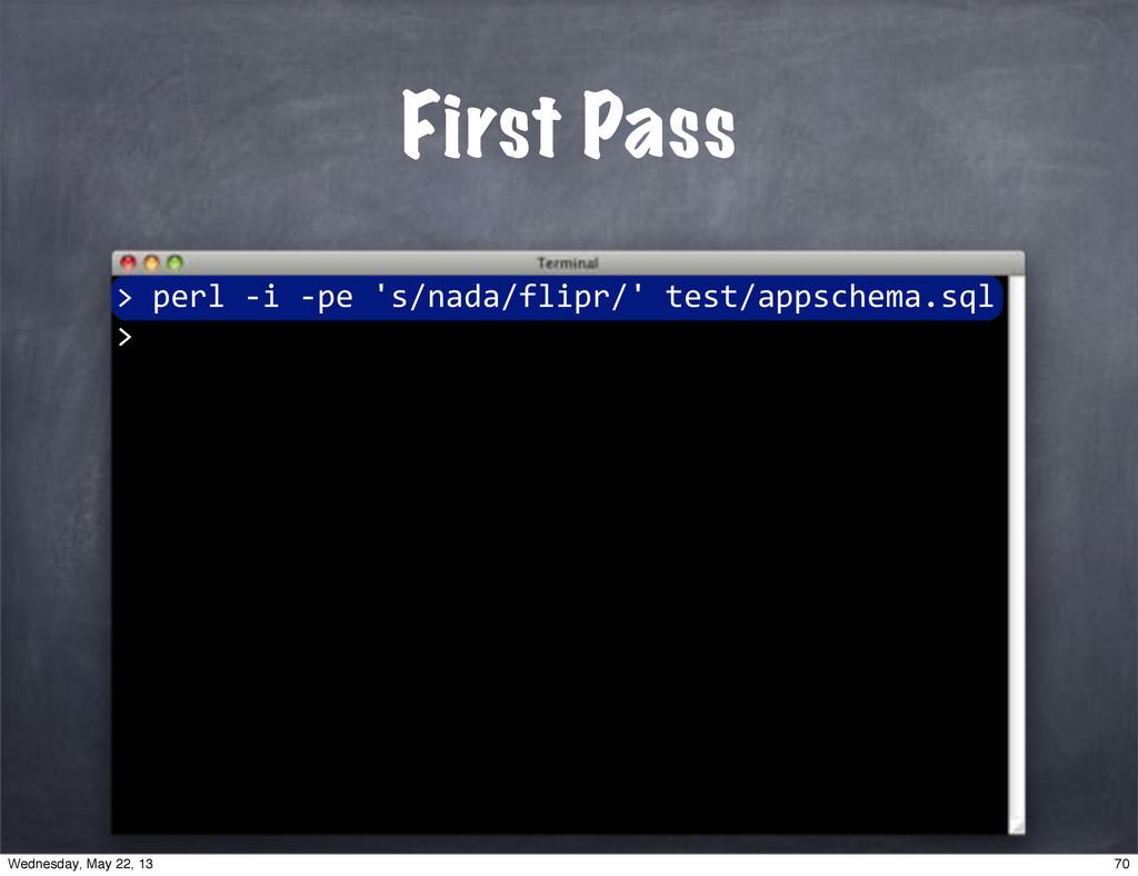"""""perl""*i""*pe""'s/nada/flipr/'""test/appschema.sq..."