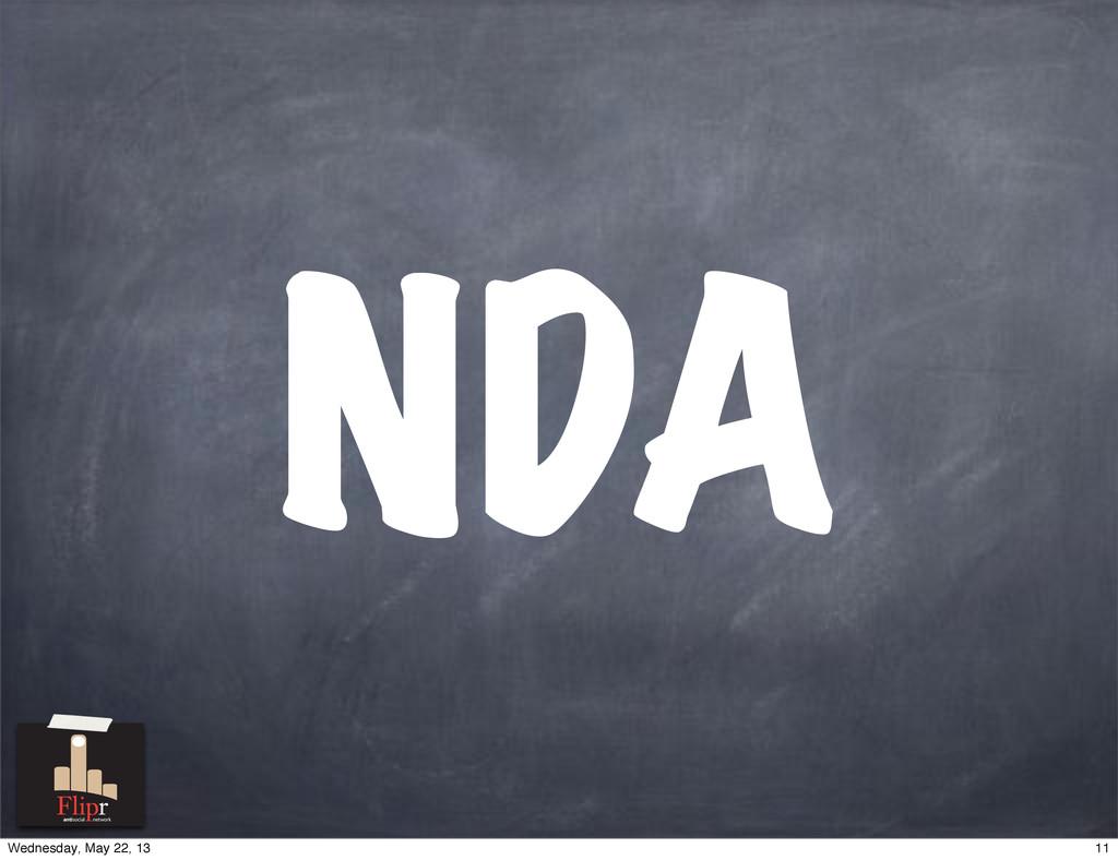 NDA antisocial network 11 Wednesday, May 22, 13
